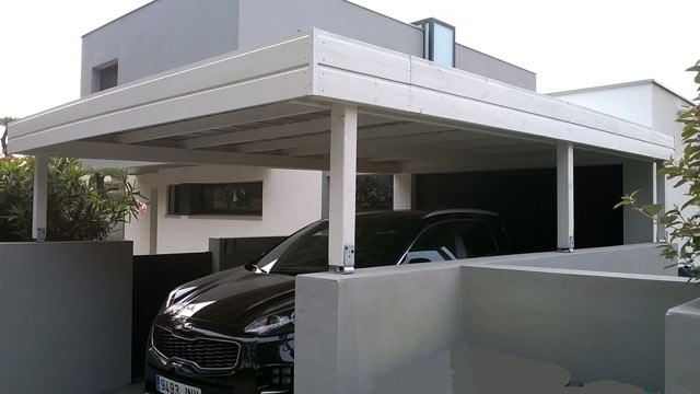 carport Sgebois